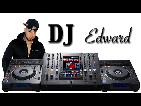 DJ EDWARD Reggaeton Mix (видео)