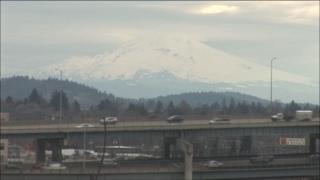 Portland traffic, weather, and Mt. Hood camera