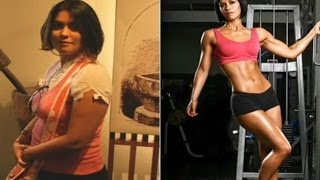 Amazing 25 Female Body Transformation - inspirational Before and Afters Compilation