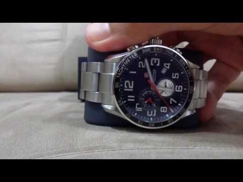 Relógio Victorinox Swiss Army Chrono Classic Xls Alarm 241280