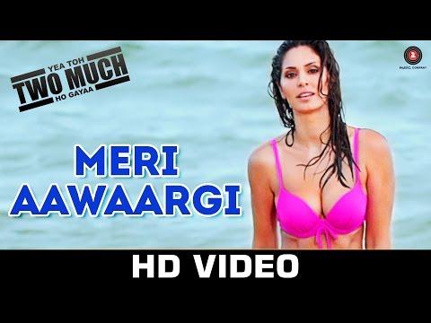 Meri Aawaargi Video Song Yea Toh Two Much Ho Gayaa Jimmy Shergill Bruna Abdullah