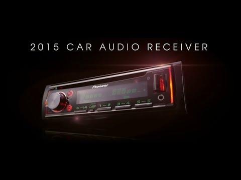 DVD 1din pioneer 2015