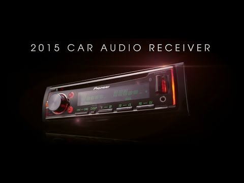 2015 Pioneer Car Audio Receiver Introduction Video