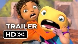 Nonton Home Official Trailer  1  2015    Jennifer Lopez  Rihanna Animated Movie Hd Film Subtitle Indonesia Streaming Movie Download