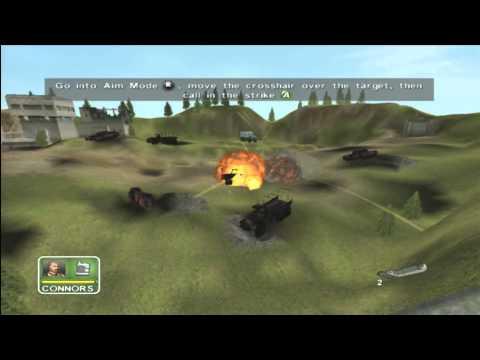 conflict desert storm 2 gamecube