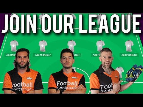 Fantasy Premier Football Picks | Join our FootballBoots.co.uk League!
