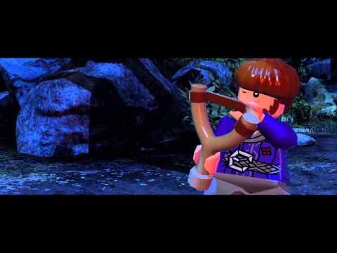 Najnowszy trailer gry LEGO Hobbit.Premiera 11 kwietnia.Zamów: http://bit.ly/LEGO_Hobbit