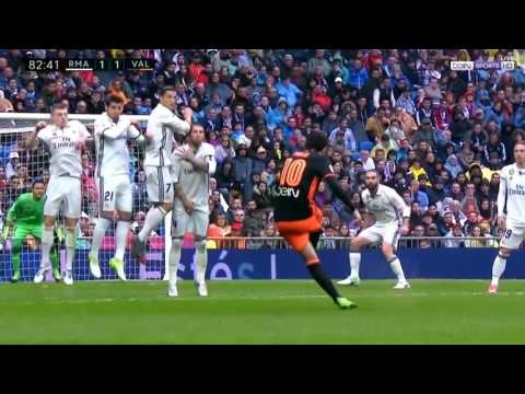 Real Madrid vs Valencia 2 1   All Goals   29 04 2017 HD 720p
