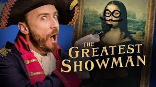 Tightrope - The Greatest Showman - Peter Hollens