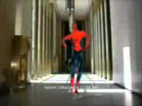el hombre que araña-spider man bananero.3gp