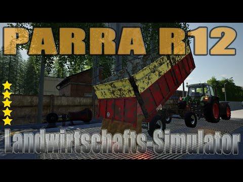 Parra R12 v2.0.0.0