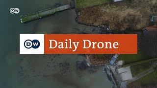 #DailyDrone: Müritz im Winter