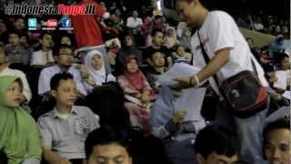 Aksi #IndonesiaTanpaJIL @ Islamic Book Fair 2012