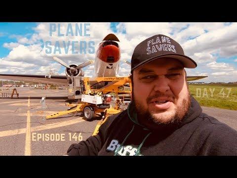"""""""TEN DAYS TO GO!"""" Plane Savers E146"""