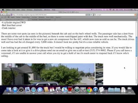 Madison Wisconsin Craigslist Cars And Trucks