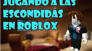 Hola amigos de youtube aquí su amigo spider en un nuevo vídeo para mi canal en donde jugamos escondidas en roblox espero que les guste y chaooo *************...