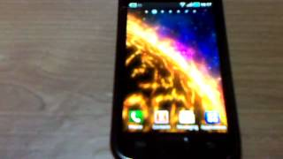 Burning Planet Live Wallpaper YouTube video