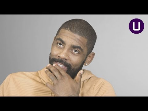 Interview with Kyrie Irving about Nike Kyrie 4 & new life in Boston  | ULSUM