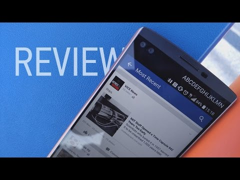 LG V10 Review: Upping the Ante