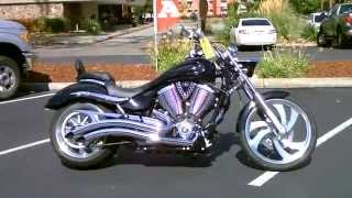 9. Contra Costa Powersports-Used 2007 VICTORY JACKPOT V-twin Heavyweight cruiser