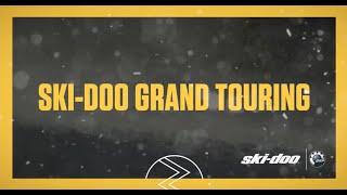 8. 2017 Ski-Doo : Grand Touring