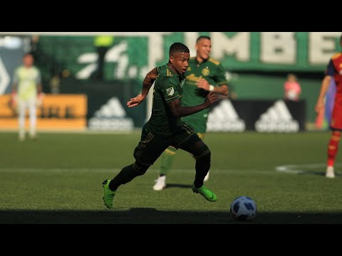 Video: MATCH HIGHLIGHTS | Portland Timbers 3, Real Salt Lake 0 | Oct. 21, 2018