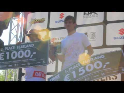 Adam Kun BMX Masters 2010 1st place Pro Flatland