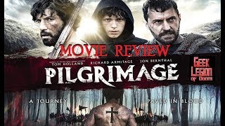 Nonton Pilgrimage   2017 Tom Holland   Historical Fantasy Movie Review Film Subtitle Indonesia Streaming Movie Download
