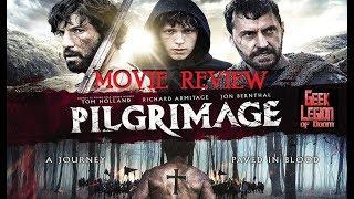 Nonton PILGRIMAGE ( 2017 Tom Holland ) Historical Fantasy Movie Review Film Subtitle Indonesia Streaming Movie Download