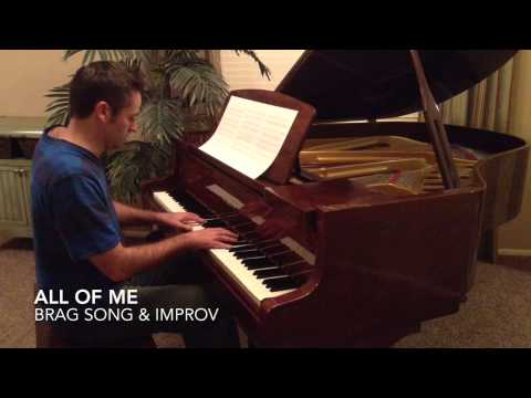 All of Me – FREE PIANO SHEET MUSIC – John Legend