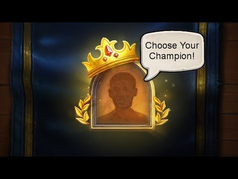 Trump Helps You Choose Your Champion!
