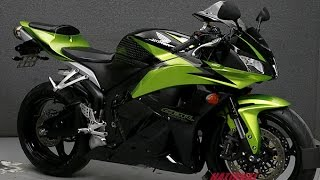 10. 2009 HONDA  CBR600RR  - National Powersports Distributors