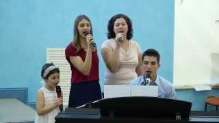 Albert, Sabina, Noemi şi Andreea – Eu şi casa mea vom sluji Domnului