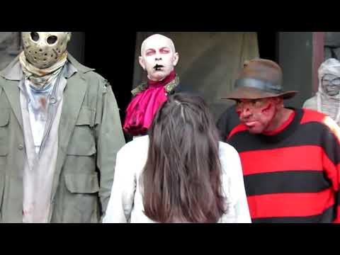 MONSTROS DO PLAY CENTER ''NOITE DO TERROR'' - FULL HD