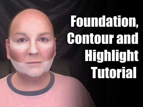 Updated Foundation, Contour and Highlight Tutorial