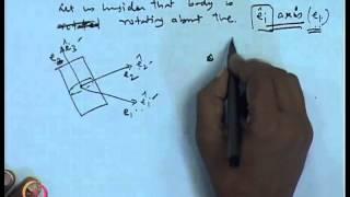 Mod-01 Lec-41 Attitude Dynamics (Contd...9)
