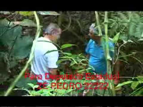 ZÉ PEDRO 22222 - documentário sobre nascente do rio Corumbataí em ANALÂNDIA