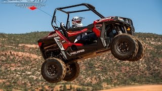 4. 2015 Polaris RZR S 900 Review - 4WheelDirt