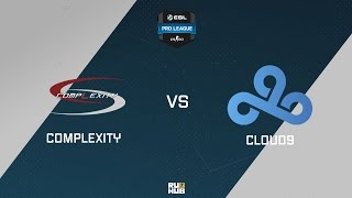 C9 vs coL, game 1