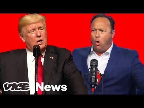 11 Times Donald Trump Sounded A Lot Like Alex Jones