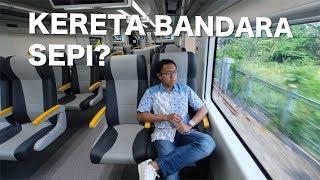 Video MENCOBA KERETA BANDARA JAKARTA | RAILINK SOEKARNO HATTA - SUDIRMAN BNI CITY MP3, 3GP, MP4, WEBM, AVI, FLV Maret 2019