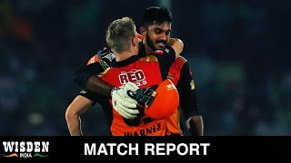 Hyderabad get into playoffs