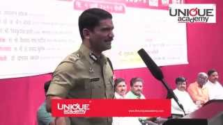 Video Vishwas Nagare Patil's (IPS) Latest speech for UPSC/MPSC Aspirants |  Struggle & Success download in MP3, 3GP, MP4, WEBM, AVI, FLV January 2017