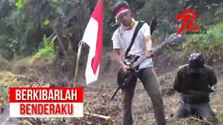 BERKIBARLAH BENDERAKU - Cover by Savro, Video Clip by Savro & Madjid
