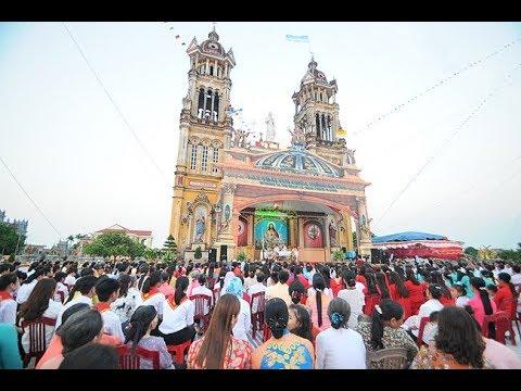 Gx. Thiện Giáo: Thánh Lễ Chính Tiệc Tuần Chầu Chúa Giê-su Thánh Thể