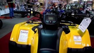 6. 2015 Honda FourTrax® Rancher® 4x4 DCT