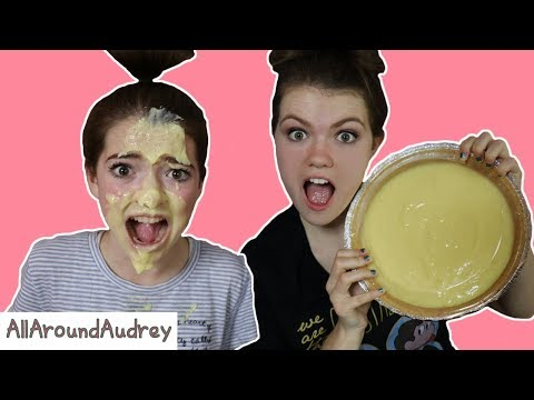 MESSY Minute to Win It Thanksgiving Challenge! / AllAroundAudrey