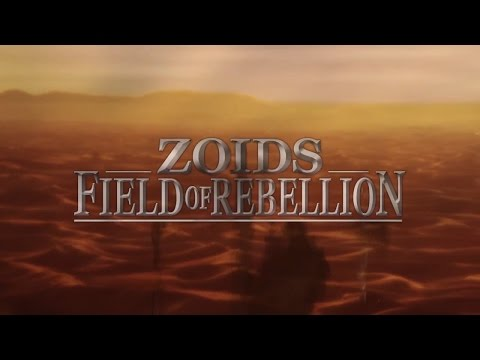 ZOIDS NEW PROJECT《ZOIDS FIELD OF REBELLION》