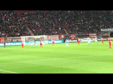 Assaidi benut strafschop tegen Roda JC