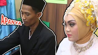 Video NIkahan Lucu Abis ( APANYA Mulu ) MP3, 3GP, MP4, WEBM, AVI, FLV Mei 2018